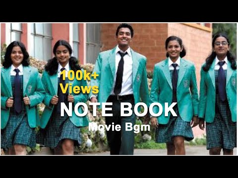 NoteBook Piano Theam Music / Bgm