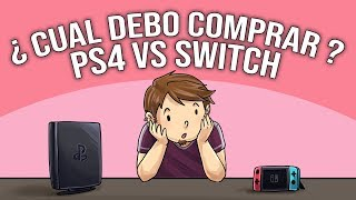 ¿PS4 o Nintendo Switch? Comparativa para saber cual comprar