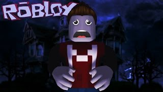 HAUNTED HOUSE IN ROBLOX?! (Halloween Special)