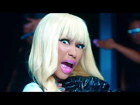 Nicki Minaj Shades Cardi B In Good Form Music Video | Hollywoodlife
