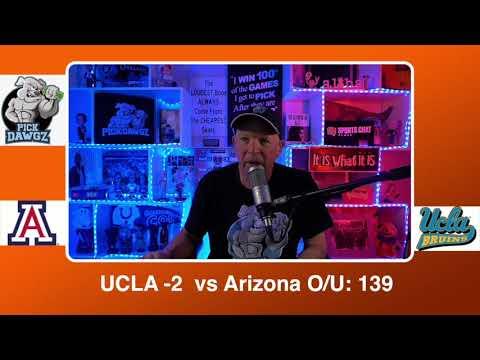 UCLA vs Arizona 2/18/21 Free College Basketball Pick and Prediction CBB Betting Tips
