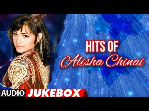 Hits Of Alisha Chinai  Bollywood BestSongs Collection  Jukebox Audio