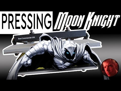 Moon Knight Comic Pressing Results for CGC Submission
