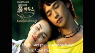 Video I Think I - 별 (Byul) (Hangul + Lyrics) OST 풀하우스 (Full House) download MP3, 3GP, MP4, WEBM, AVI, FLV Maret 2018