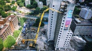 Demolition TV - DSM Group - Edgbaston, Birmingham