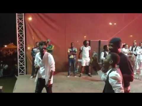 WERRASON Afula Atala Te Asombeli Musicien Aye Kosala Teste Na Angola Voiture RONADINHIO Azui Charge