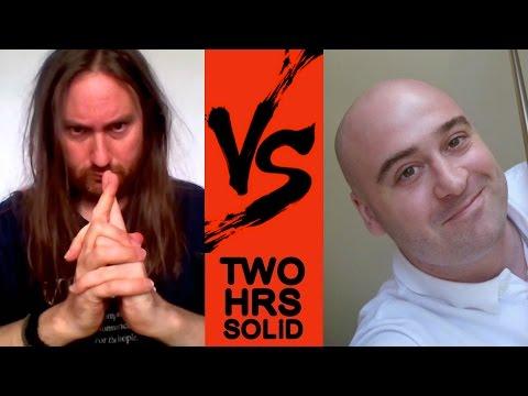 """Interview, à-bas-le-ciel vs. """"The Violent Vegan"""""""