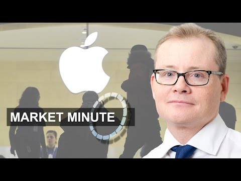Apple revenue decline, equities mixed | FT Market Minute