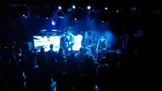 Smash Into Pieces Live @ Le Moulin in Marseille 06/11/16
