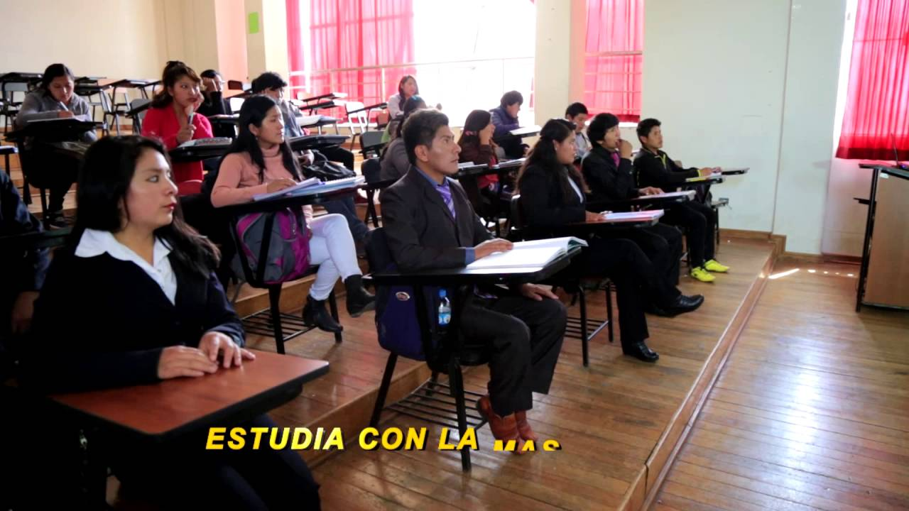Spot Administracion Y Marketing 5to B Uancv 2016 Youtube