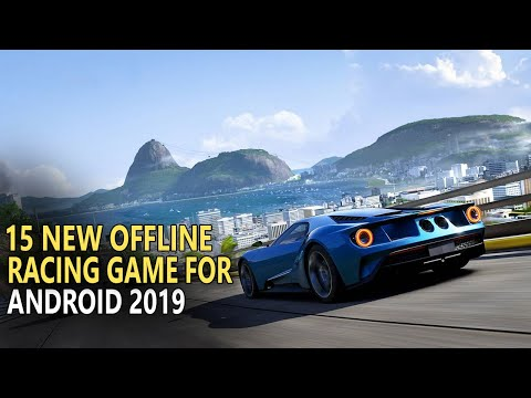 15 New Offline Racing Game For Android 2019 - High Graphics- Free Download - 동영상