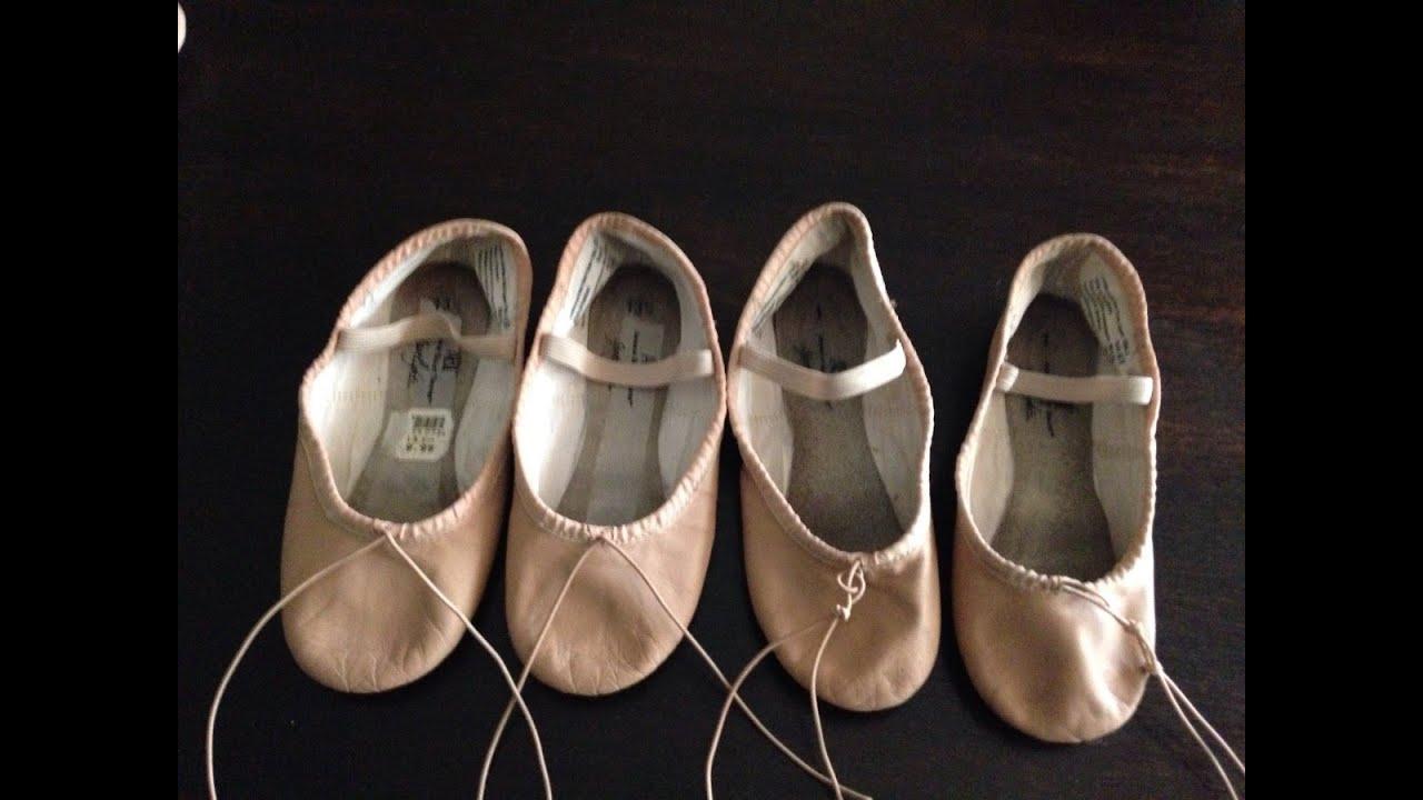 Como Hacer Zapatillas De Media Punta Para Ballet Diy Youtube