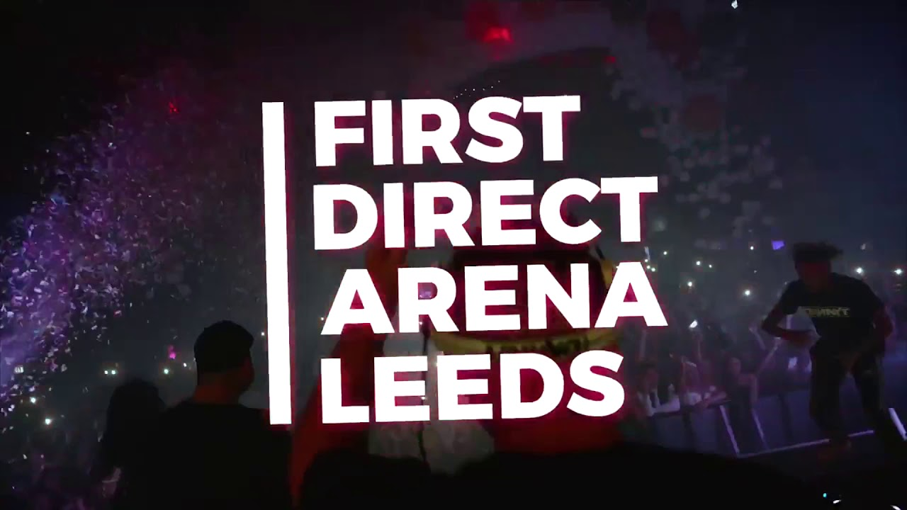 Its Danny T & (HUGE Surprise Guests) -  Leeds, First Direct Arena [14 12 2019]