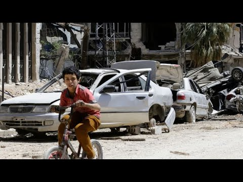 Syria strikes - latest updates: Chemical weapons inspectors have entered Douma, Syrian