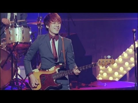 THE BAWDIES - JUST BE COOL from LIVE AT BUDOKAN 20111127