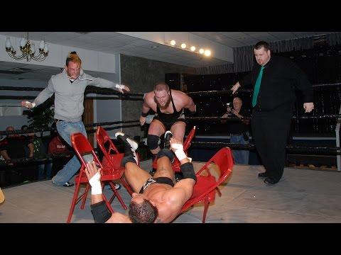 Vic Capri (c) vs Justice Jones - Last Man Standing - 12/29/13 - SSW Championship