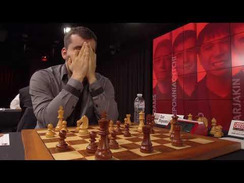 2017 London Chess Classic: 2018 GCT London Knockout