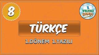 8. Sınıf Türkçe | 1. Dönem 1. Yazılıya Hazırlık.mp3