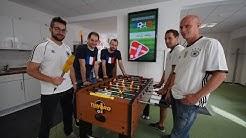 Wir gegen Euch - Das OVB Kicker Halbfinale Deutschland gegen Frankreich