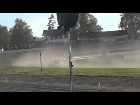 NEZ Rallycross Cup Momarken Div 1 A-finale 2010