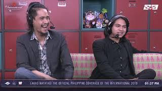 MineskiTV Coverage | TI 9 Playoffs Day 4 | Team Secret vs. Infamous | Game 1