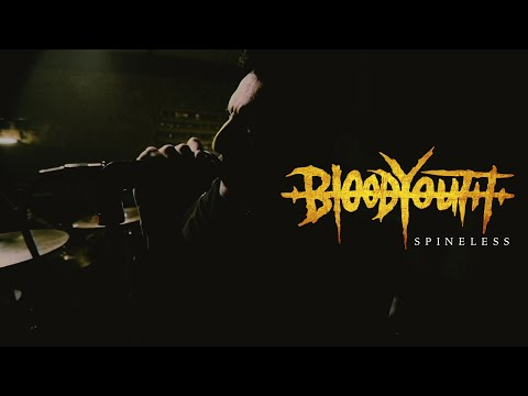 Blood Youth - Spineless (Official Music Video)