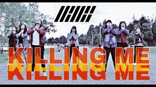 [K-POP IN PUBLIC COLOMBIA] _ IKON_ 죽겠다(KILLING ME)' _ DANCE COVER CONTEST By Aeternum Dance Crew
