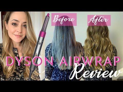 Dyson Air Wrap: FULL REVIEW! Fleur De Force