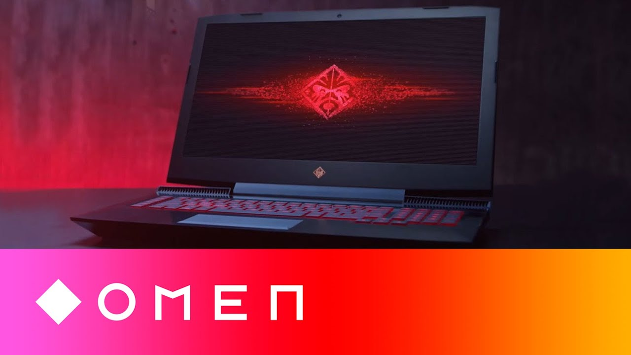 Dominate The Game Wherever You Play The New Omen Laptop
