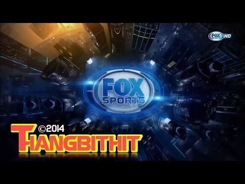 All new FOX Sports Asia network - First Advertisements; Intros; Idents