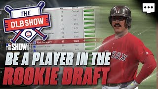 Revealing The Next Draft Prospects | MLB The Show 19 Franchise DLB Ep 16