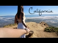 California Travel Vlog | Santa Cruz & San Francisco