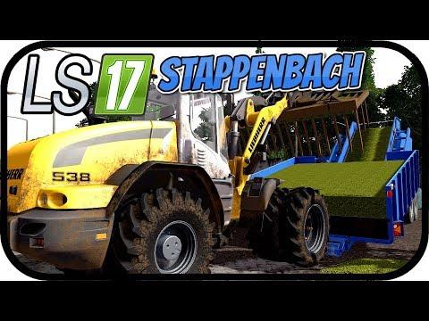 LS17 Stappenbach - Randy gründet eine eigene Stiftung #065 - Farming Simulator MPManager, TechFarmFi