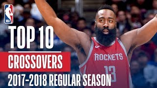 Top 10 Crossovers of the 2018 NBA Regular Season