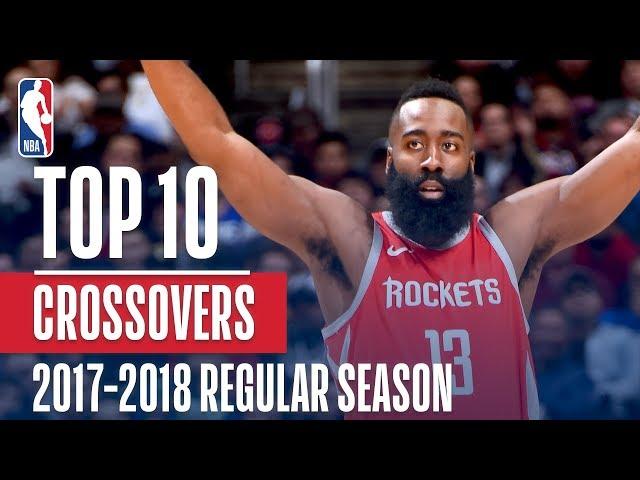 Top 10 Crossovers of the 2018 NBA Regular Season