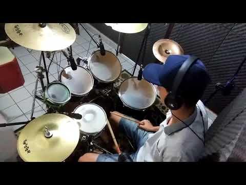 Drum cover 🎶Fuleragem - Aviões do forró🎶 Nilkson Drummer