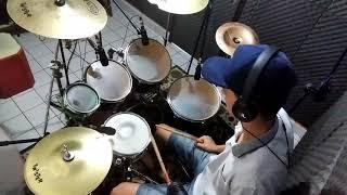 Baixar Drum cover 🎶Fuleragem - Aviões do forró🎶 Nilkson Drummer