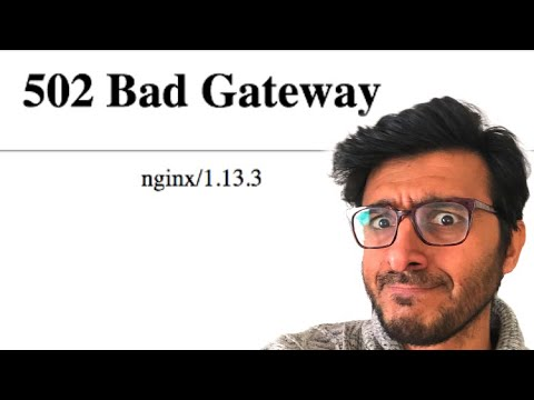 HTTP Code 502 Bad Gateway Explained (All its Possible Causes on the Backend)