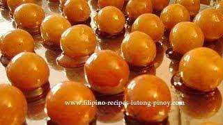 How to Make Yema   Free Filipino Recipe Lutong Pinoy