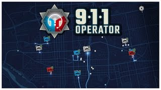 911 operator stressful situation let s play gameplay beverage
