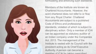 Institute of Chartered Accountants of India - WikiVideos