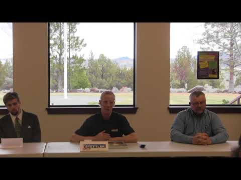 Commissioners Political Forum 4-17-18