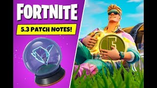 LIVE FORTNITE ITA FINALLY THE NEW PATCH 5. 3rd SFIDE WEEK 7 AND NEW SKIN!!