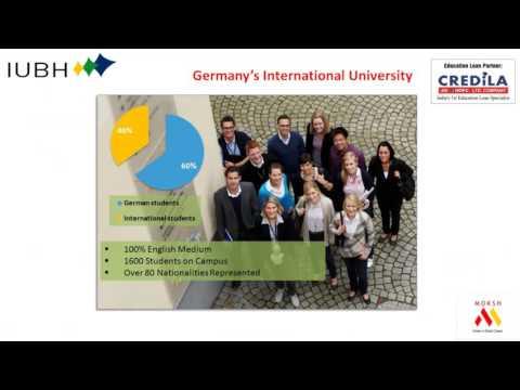 MBA in Germany Webinar