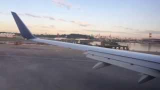 LaGuardia Airport Runway 13 Takeoff Delta AirLines
