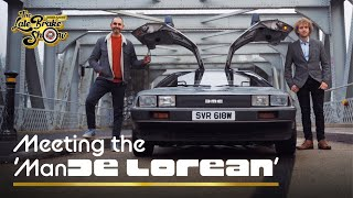 Imagine buying a DeLorean as your first car...