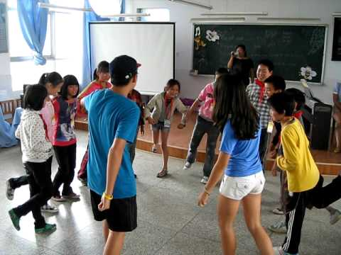 2011-Outreach China-Hokey Pokey