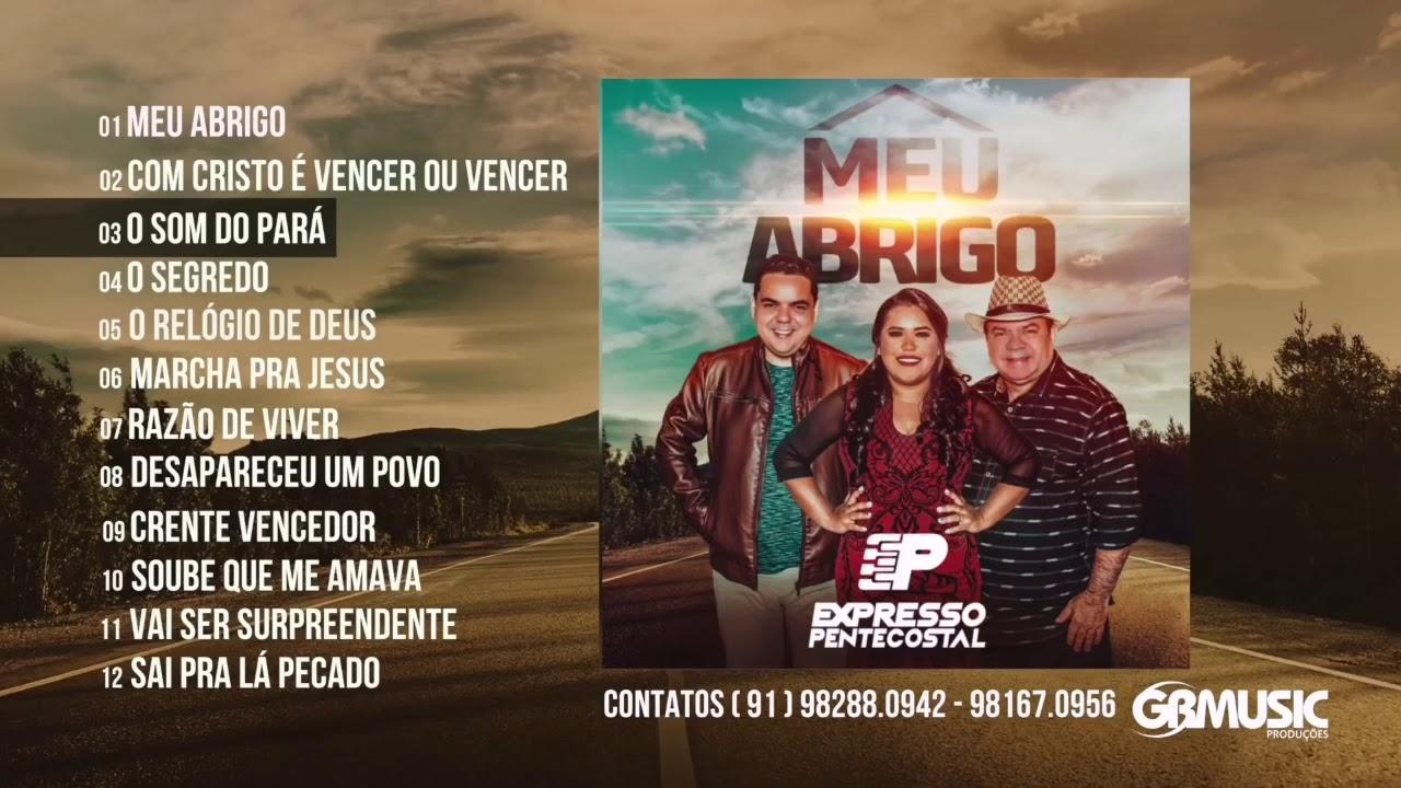 Banda Expresso Pentecostal cd meu abrigo 2019 - forró Gospel