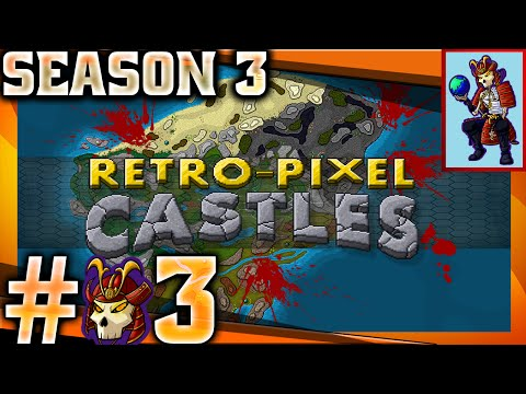 Retro-Pixel Castles Let's Play / Gameplay | The Tower Manual | #03 | Indev18