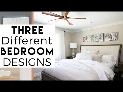 Interior Design | 3 Bedroom Designs | Transitional, Classic, Modern | RSF REVEAL #5